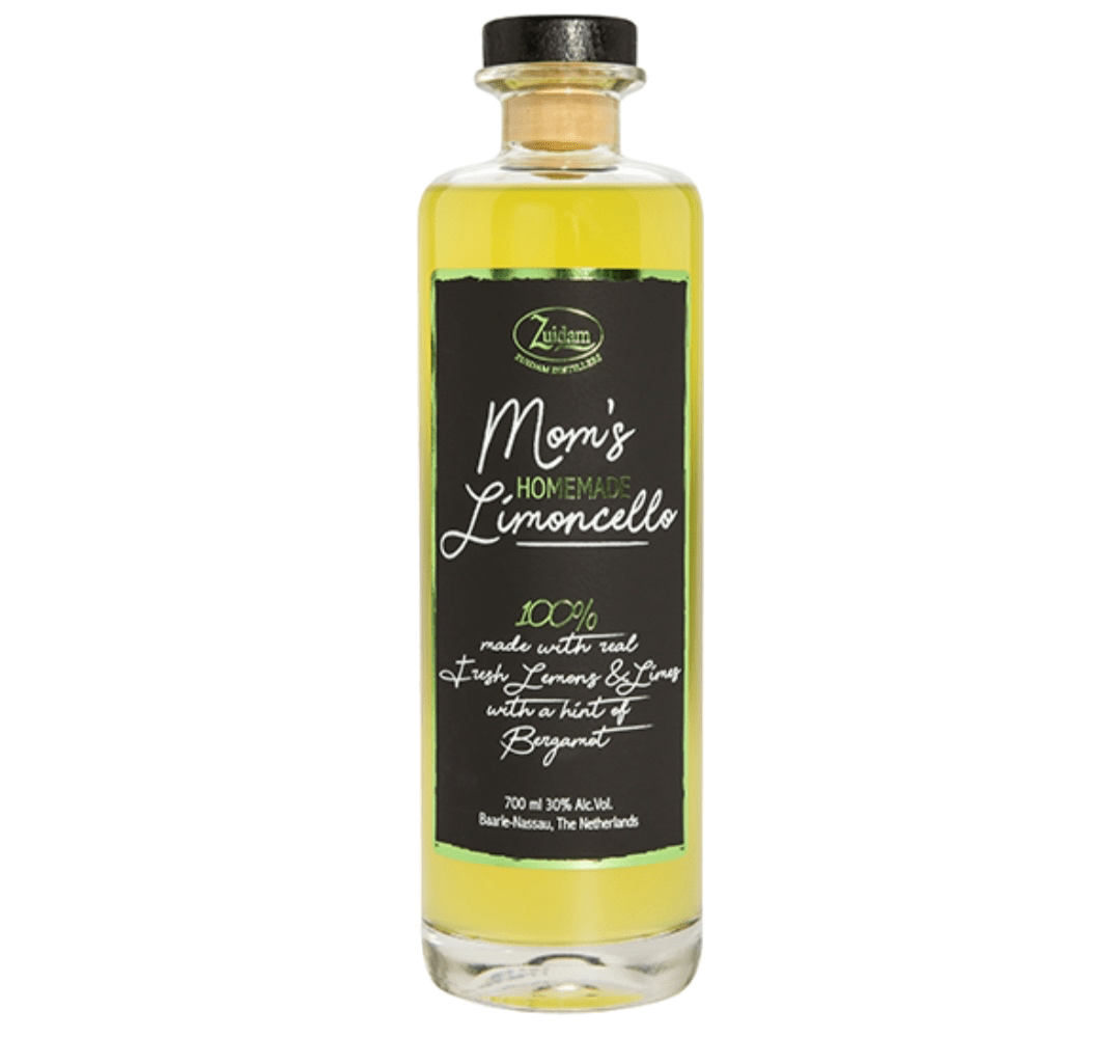 Mom's Limoncello