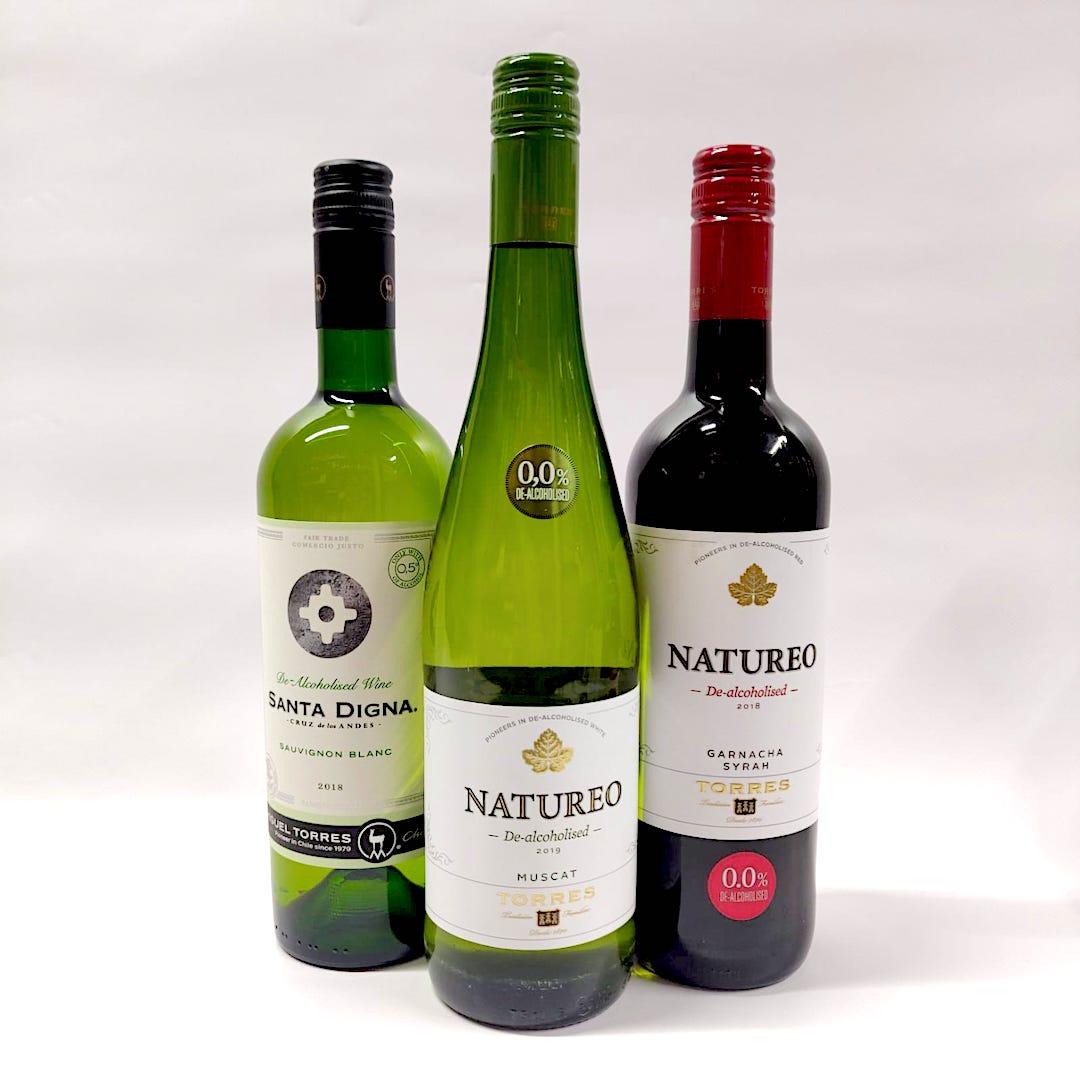SLIJTERIJ HIWINE Alcohol vrije wijn
