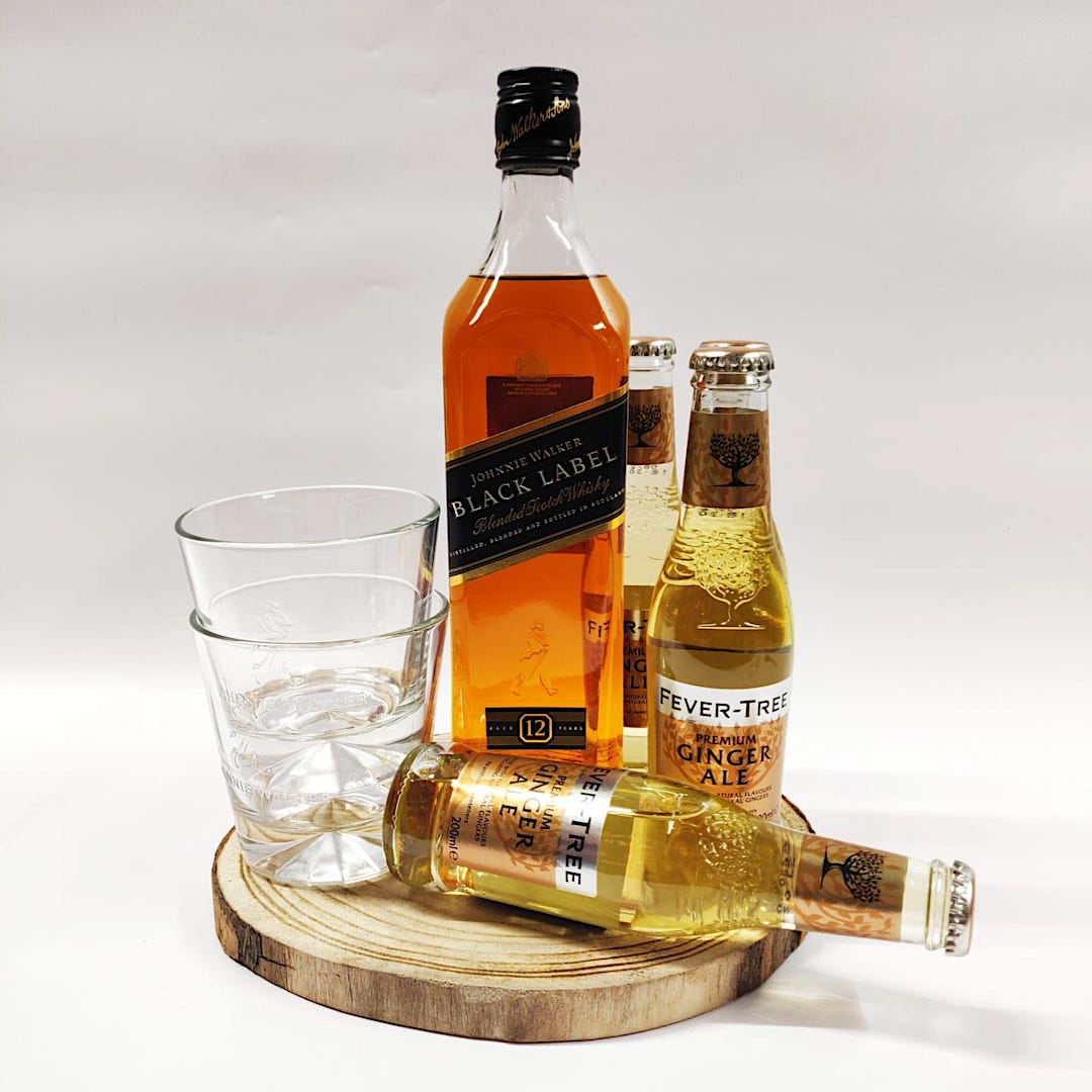 SLIJTERIJ HIWINE Johnny Walker pakket