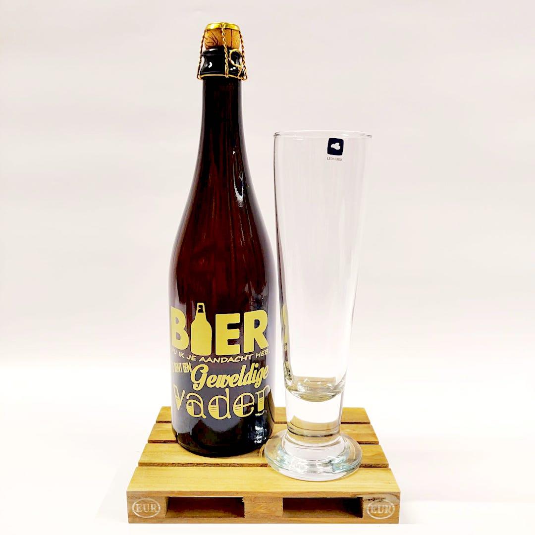 SLIJTERIJ HIWINE geweldige vader bier