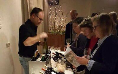 Wijnproeverij november 2018